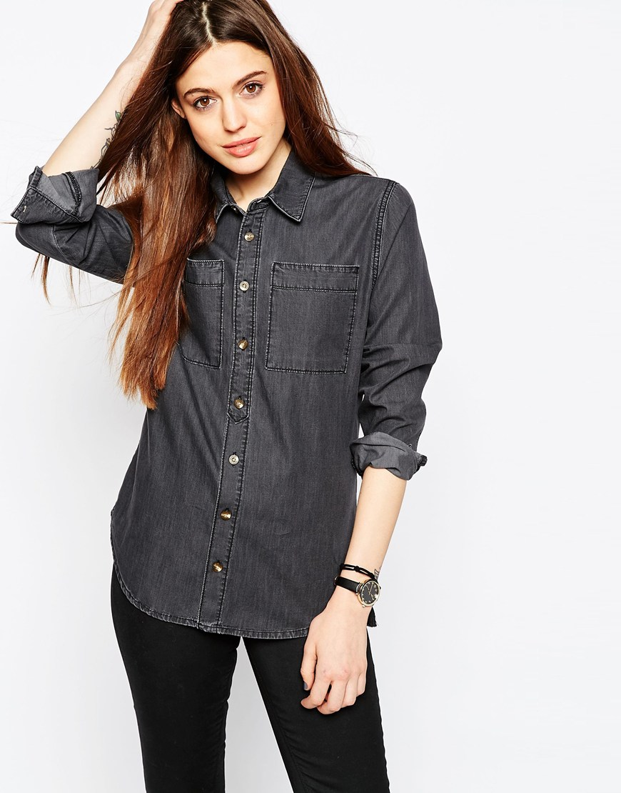 Shop for jean & denim jackets for women at jelly555.ml Browse women's jean & denim jackets & vests from top brands like Topshop, Levi's, Hudson & more. Free shipping & returns.