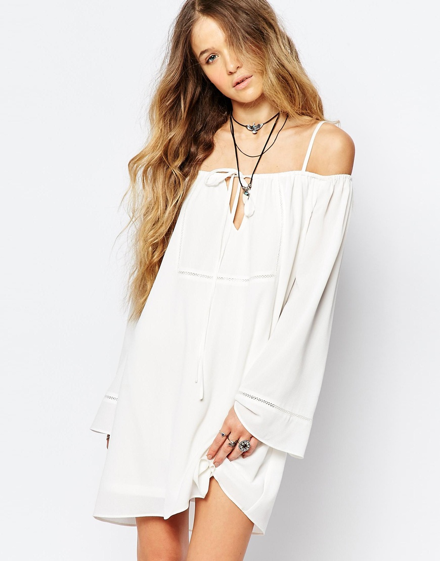 Glamorous Cold Shoulder Dress 4