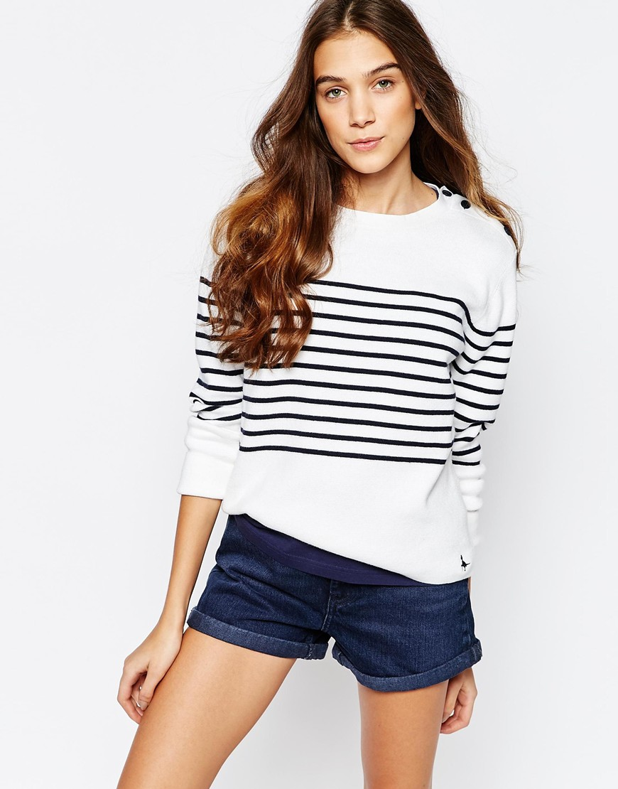 Jack Wills Breton Striped Crew Knit 02
