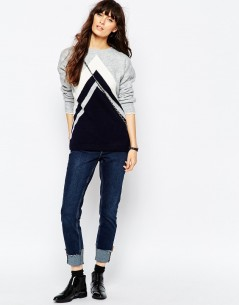 Jumper In Chevron Pattern 3
