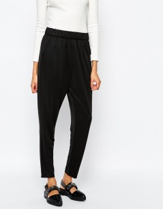 Monki Straight Leg Trouser 3