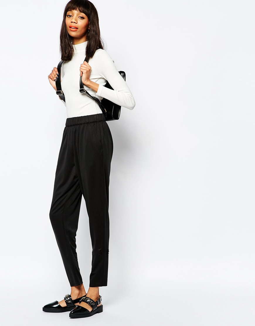 Monki Straight Leg Trouser 4