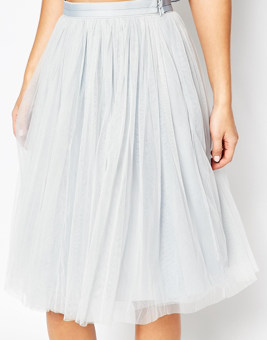 ever popular quality first special promotion Needle & Thread Tulle Ballet Midi Skirt | OOTD