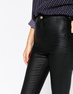 New Look Coated Super Skinny Jeans 2