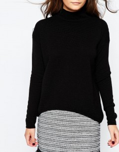 New Look Ribbed Knit Jumper 2