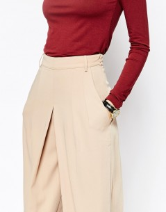 Paisie High Waisted Culottes 2