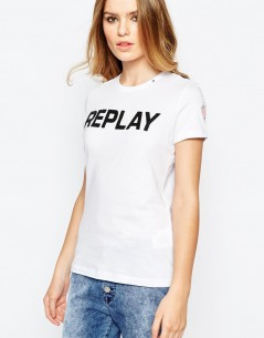 Replay Logo T-Shirt 2
