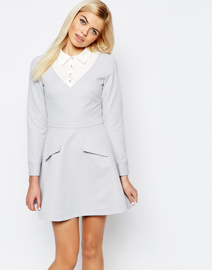 Sister Jane Amethyst Shirt Dress 4