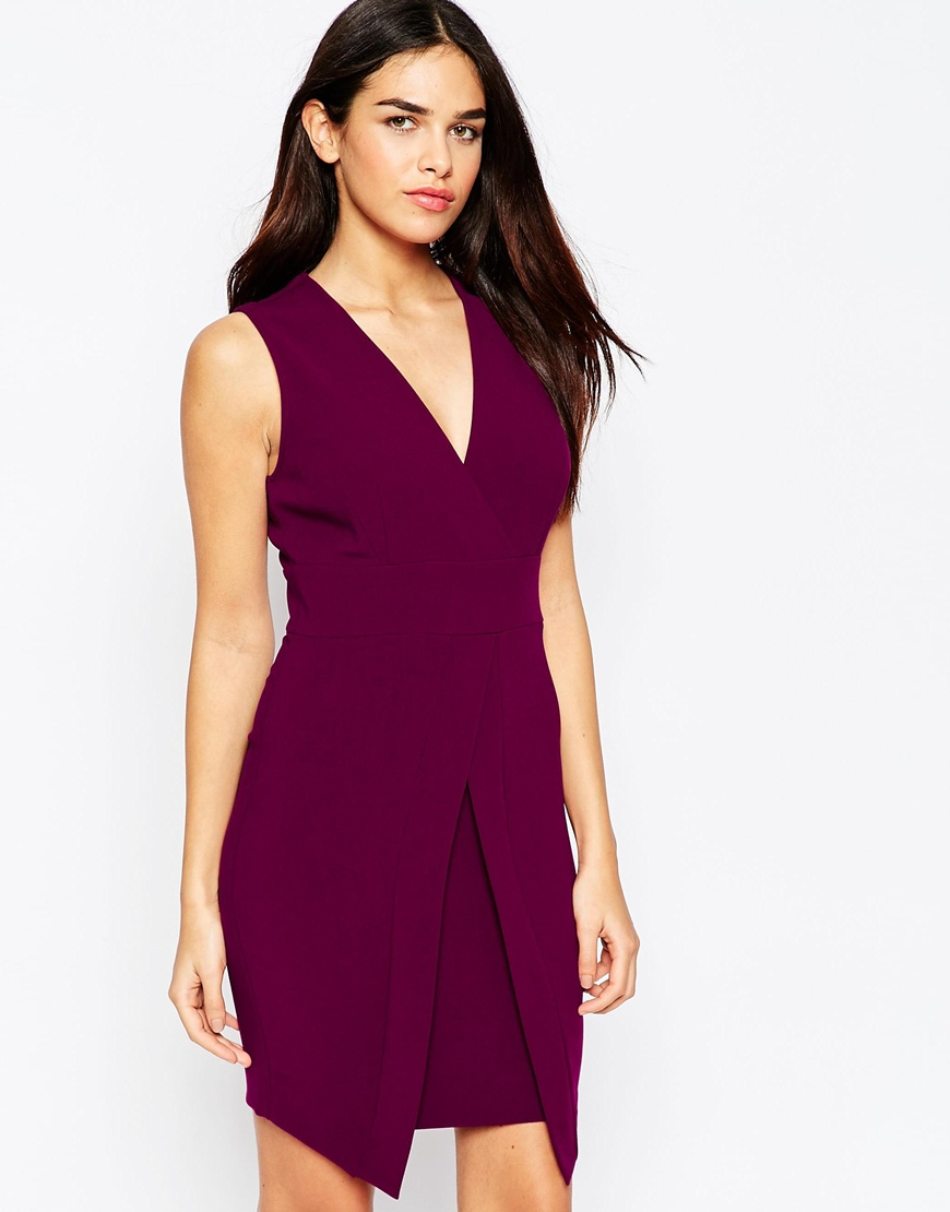 Sleeveless Asymmetric Dress 3