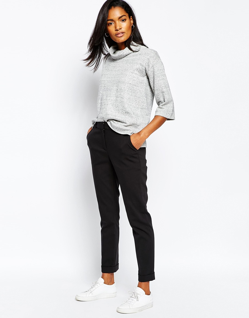 Whistles Sadie Straight Leg Trousers 4