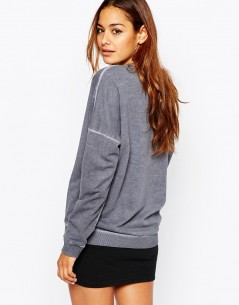 adidas PE Sweatshirt With Washed Detail 1