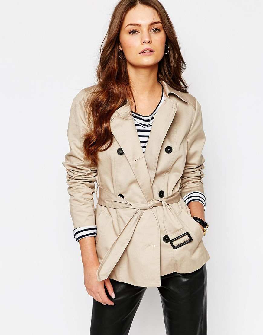 Short Mac Coat | Down Coat