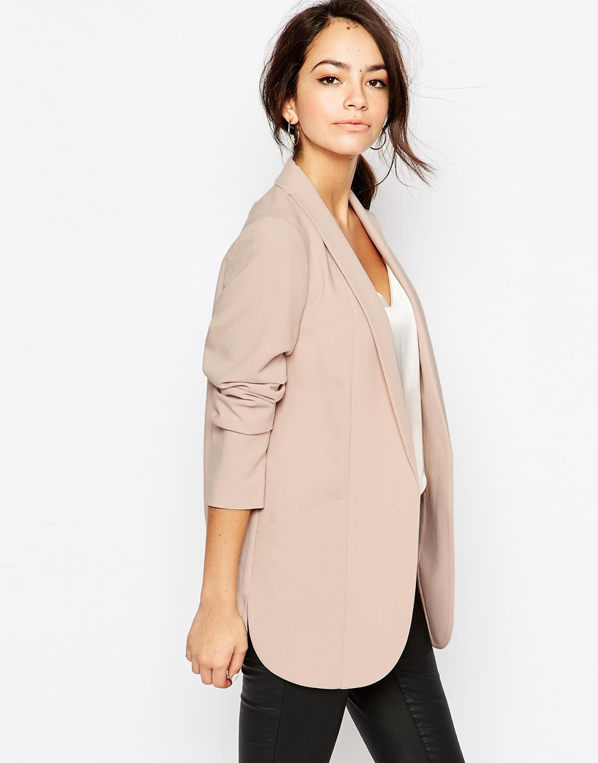 New Look Scoop Side Blazer 3