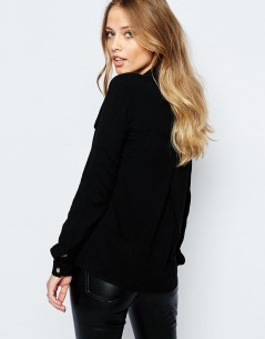 Supertrash Bossa Blouse with Gold Buttons 01