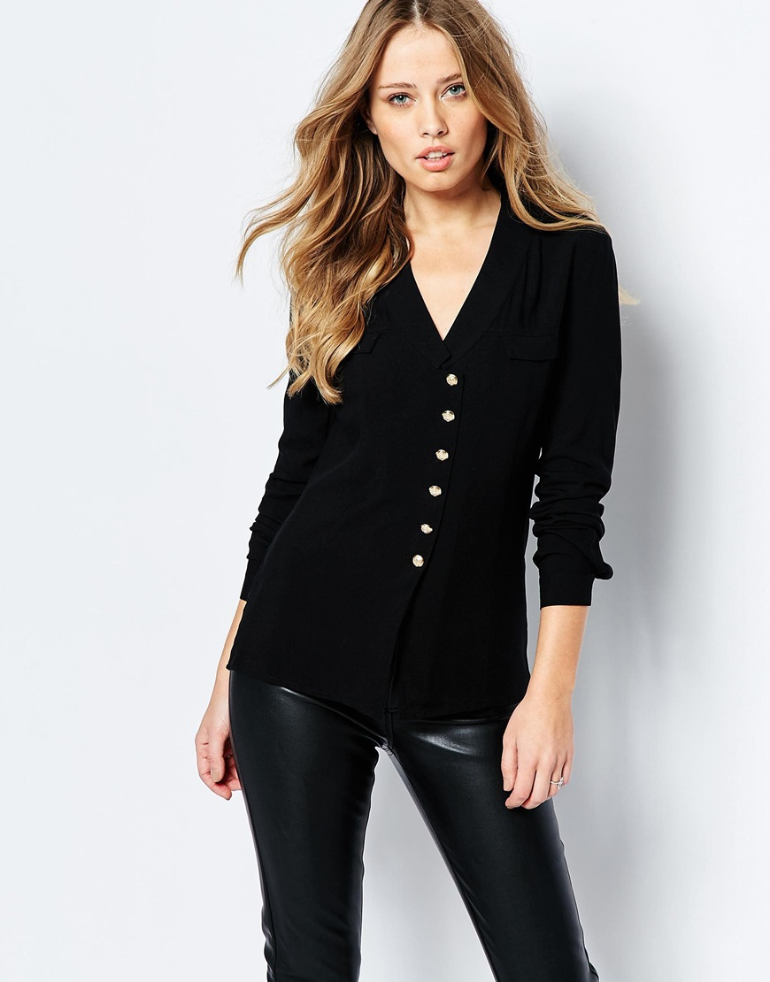 Supertrash Bossa Blouse with Gold Buttons 02