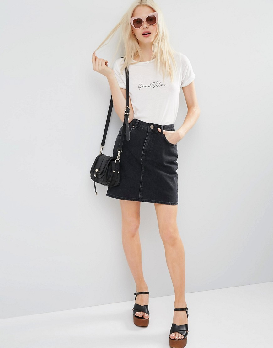2, results for high waisted denim skirt Save high waisted denim skirt to get e-mail alerts and updates on your eBay Feed. Unfollow high waisted denim skirt to .