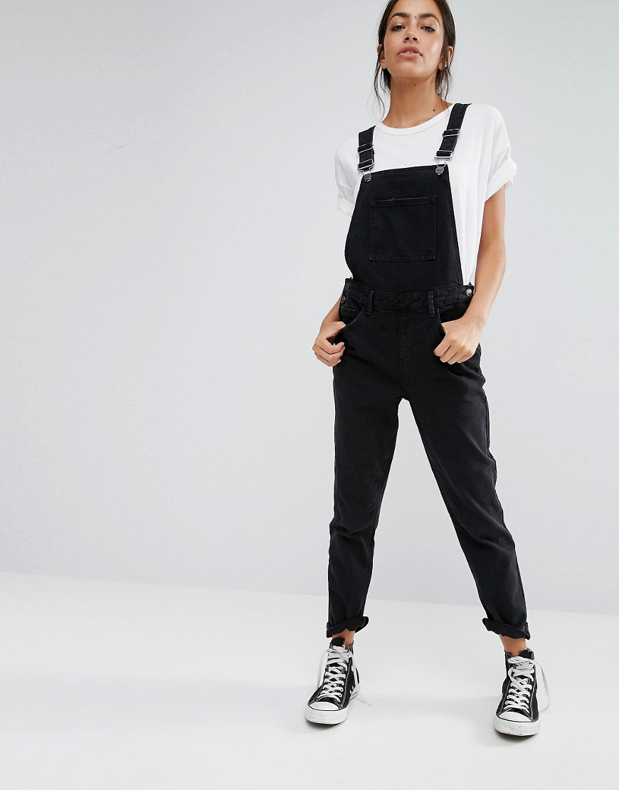 New Look Relaxed Dungaree 01