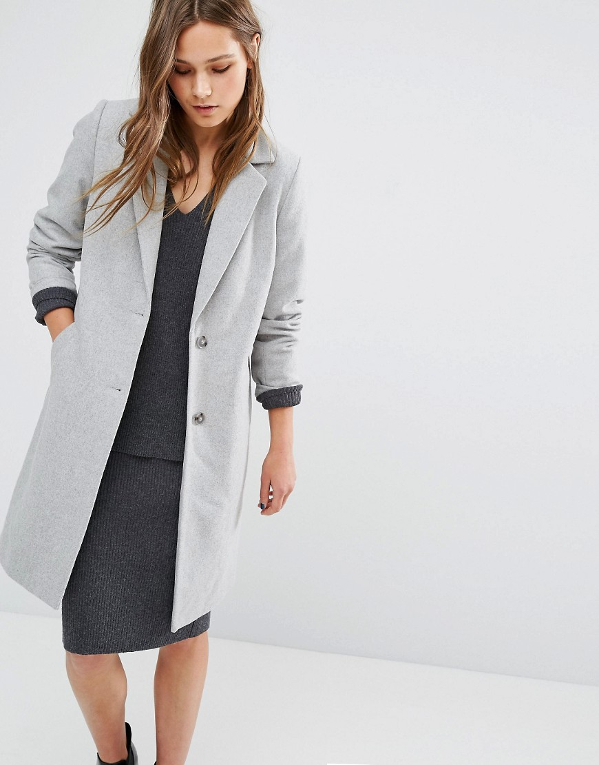 New Look Lined Coat 01