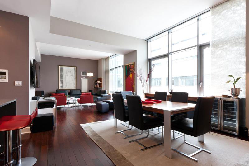 Sleek and Modern in the Upper West Side