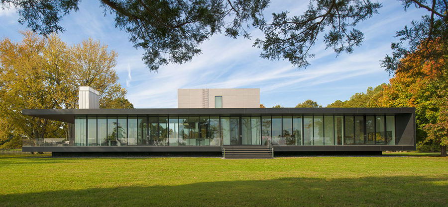 Tred Avon River House by Robert M. Gurney Architect