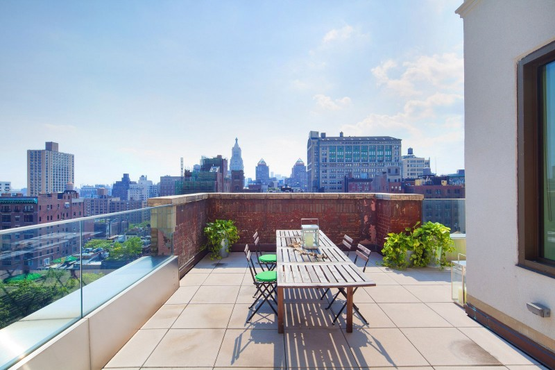 A Penthouse Duplex on Gramercy Park 01