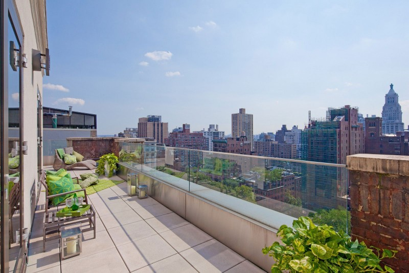 A Penthouse Duplex on Gramercy Park 02