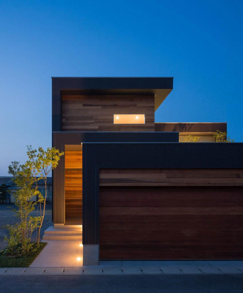 M4 House by Architect Show Co. 19