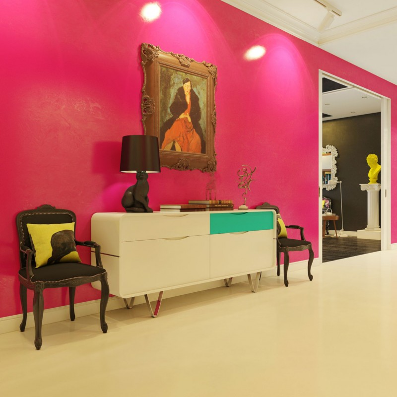 Modern Pop Art Interior by Dmitriy Schuka 04