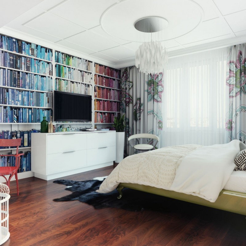 Modern Pop Art Interior by Dmitriy Schuka 09