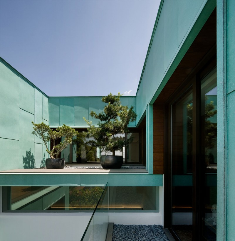 The Green House by K2LD Architects 04