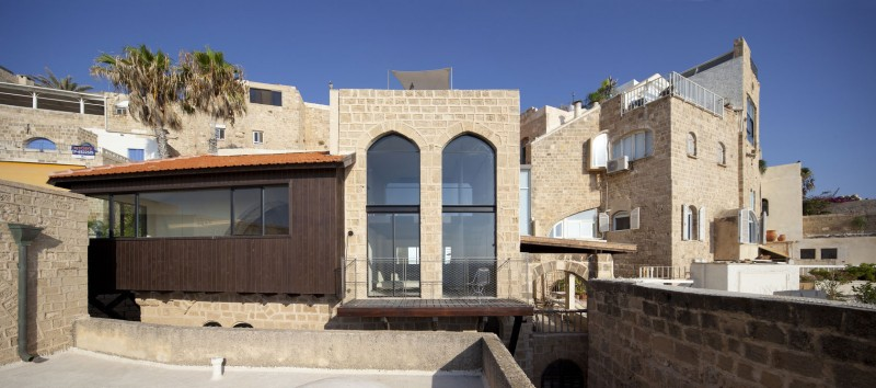Factory Jaffa House by Pitsou Kedem Architect 01