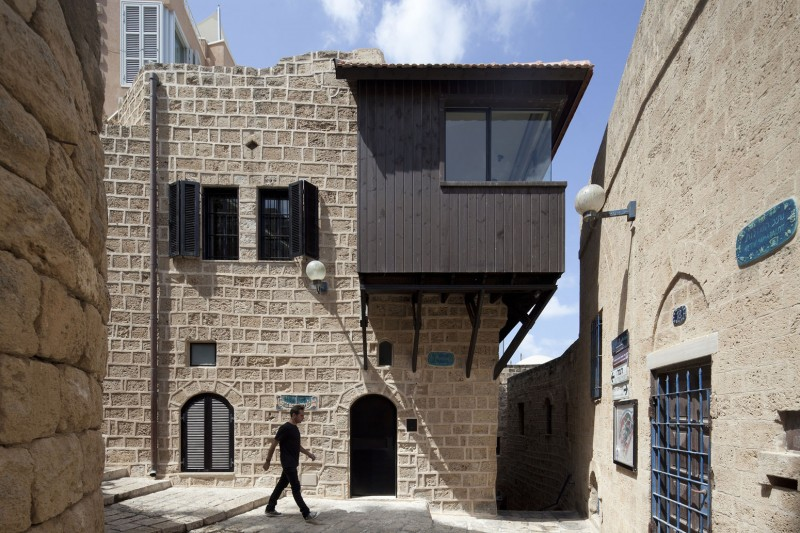 Factory Jaffa House by Pitsou Kedem Architect 02