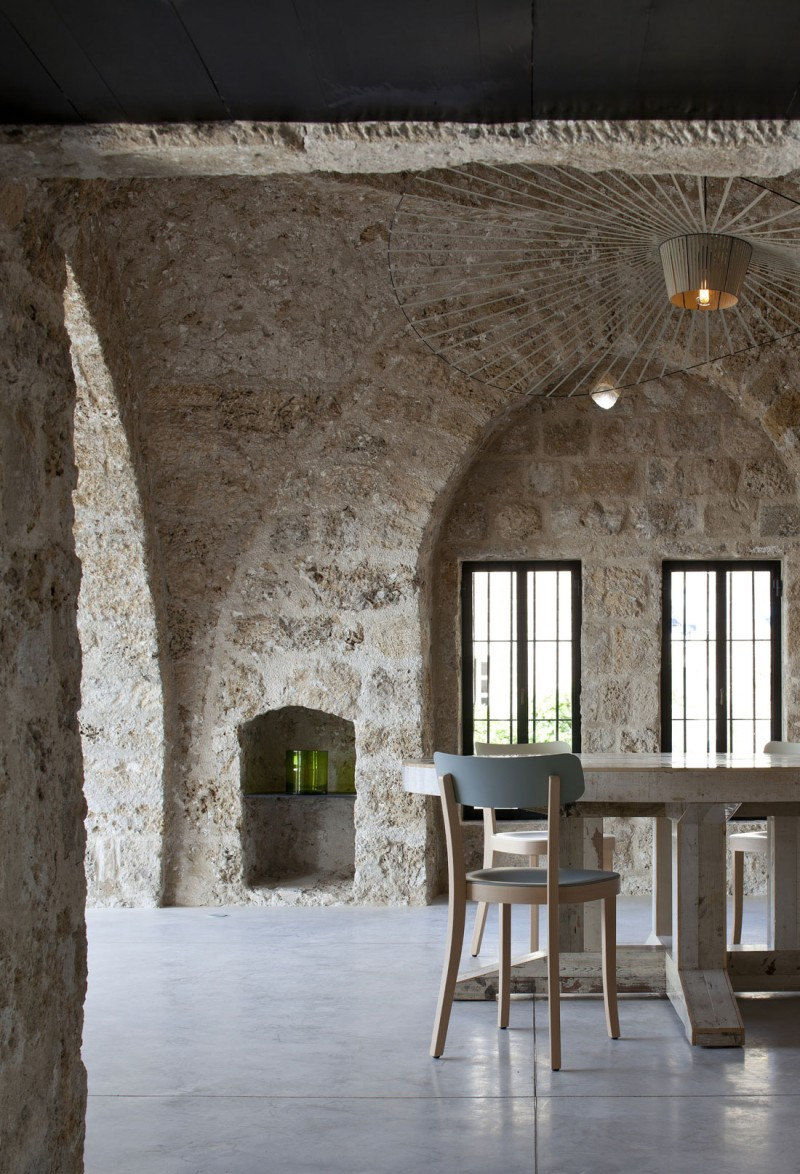 Factory Jaffa House by Pitsou Kedem Architect 05
