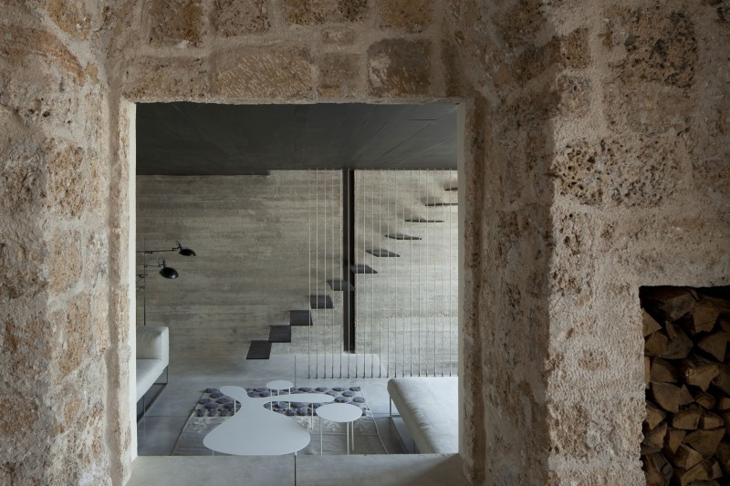 Factory Jaffa House by Pitsou Kedem Architect 07