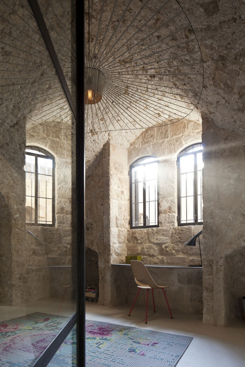Factory Jaffa House by Pitsou Kedem Architect 10
