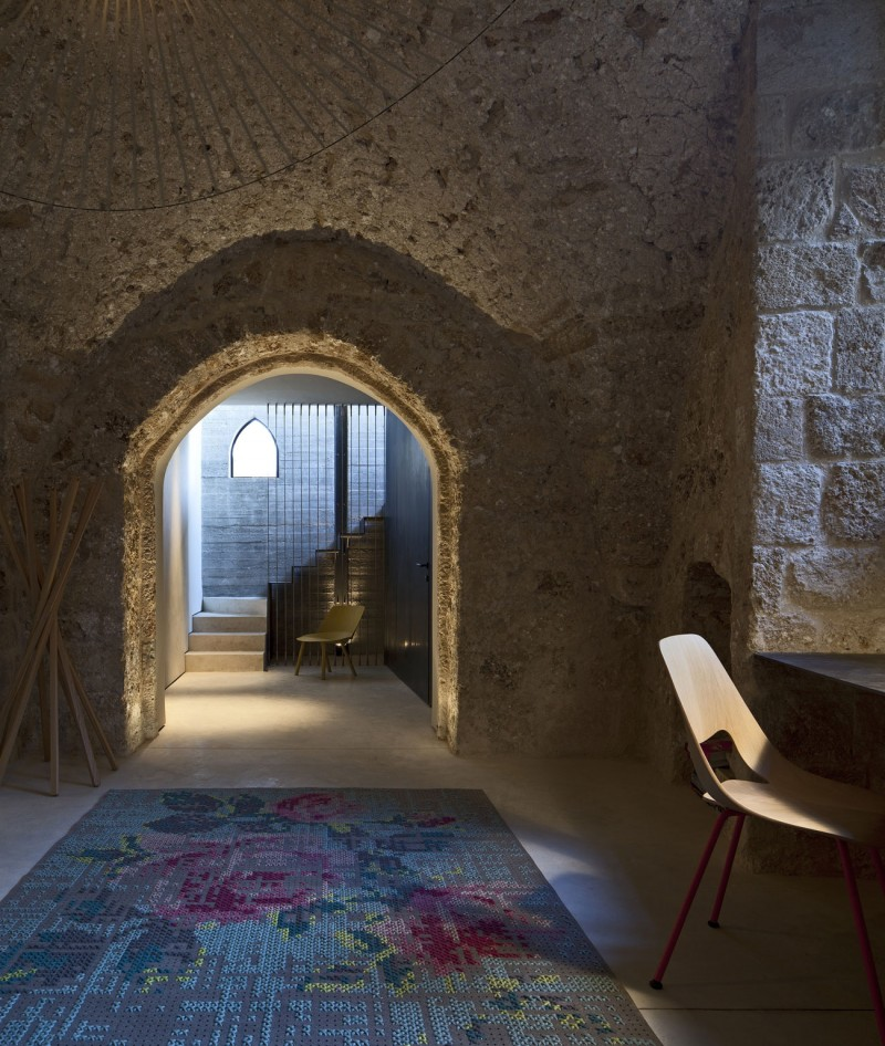 Factory Jaffa House by Pitsou Kedem Architect 12