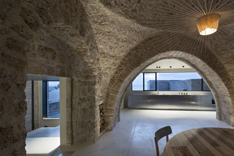 Factory Jaffa House by Pitsou Kedem Architect 19