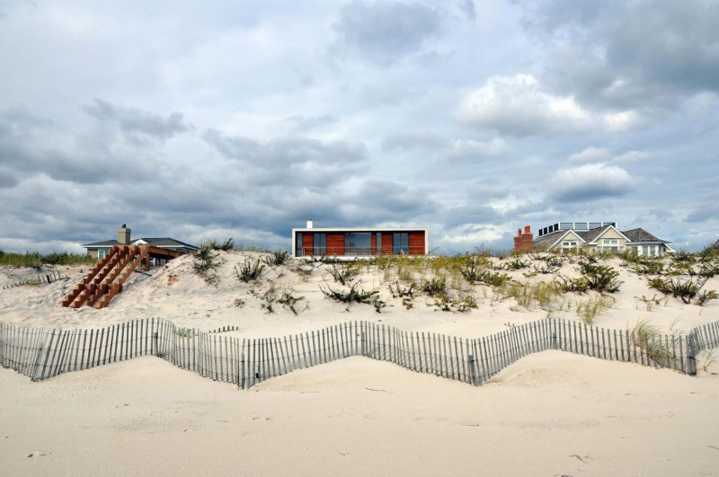 Hamptons Beach House by Aamodt Plumb Architects 01