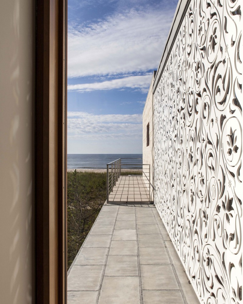 Hamptons Beach House by Aamodt Plumb Architects 04