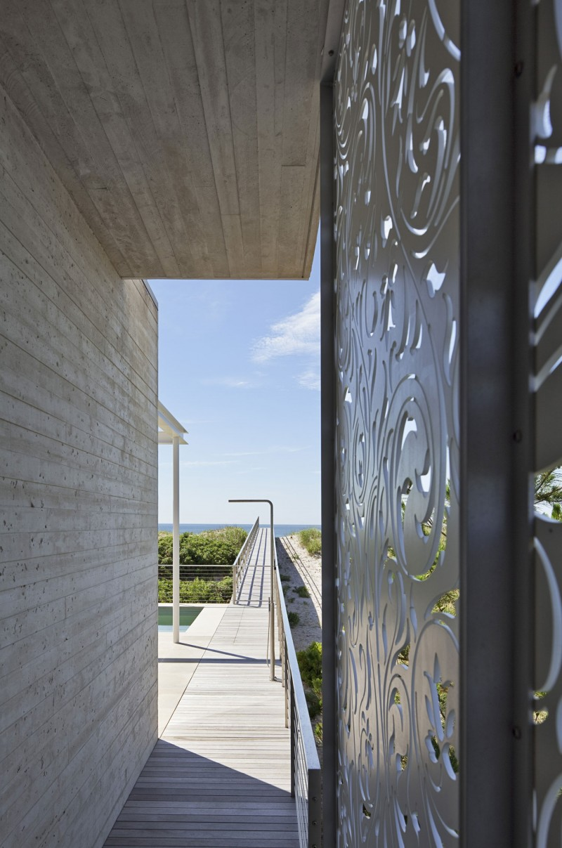 Hamptons Beach House by Aamodt Plumb Architects 07