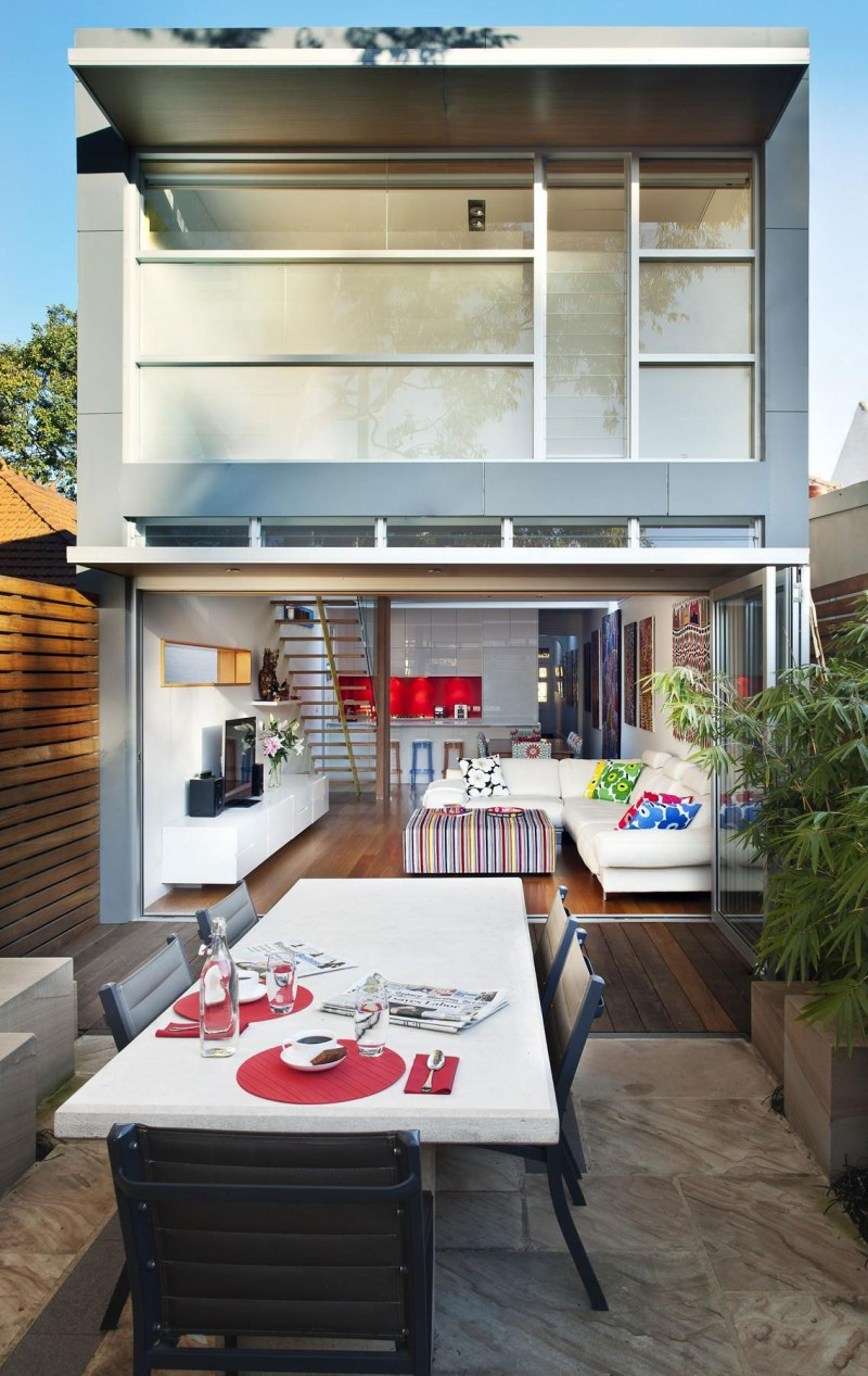 House Leichhardt by Rolf Ockert Design 06