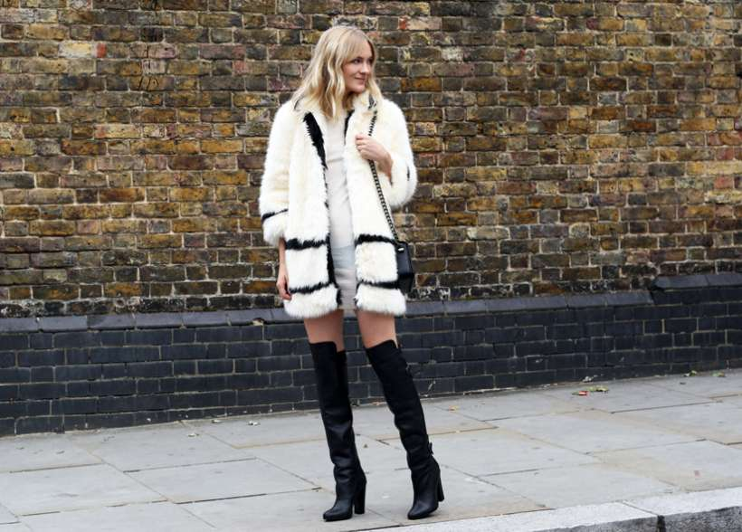 Trendreport - Bloggers in fur - Blame it on fashion