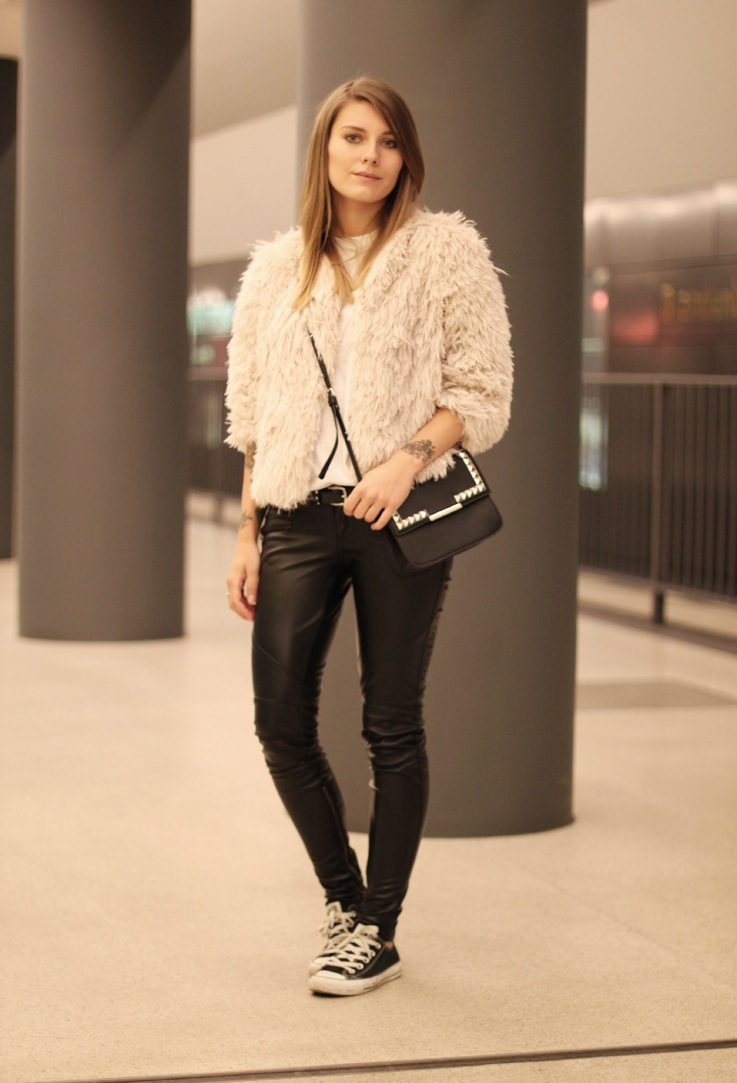 Trendreport - Bloggers in fur - Hoards of trends