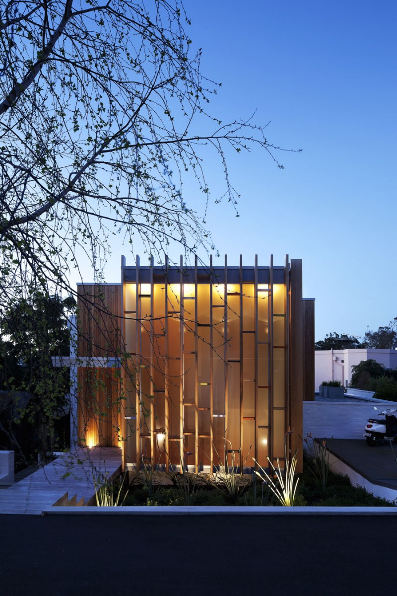 Brown Vujcich House by Bossley Architects 11
