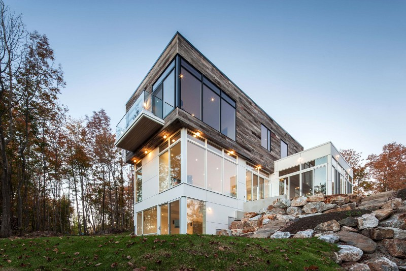 Gatineau Hills by Christopher Simmonds Architect 20