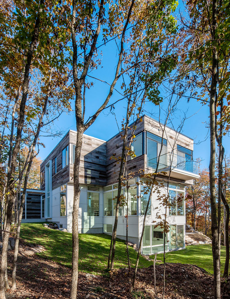 Gatineau Hills by Christopher Simmonds Architect 21