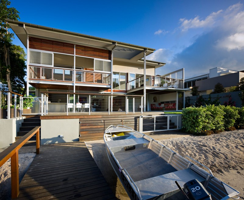 Noosa Sound House by Bark Design Architects 01