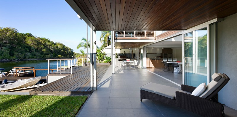 Noosa Sound House by Bark Design Architects 02