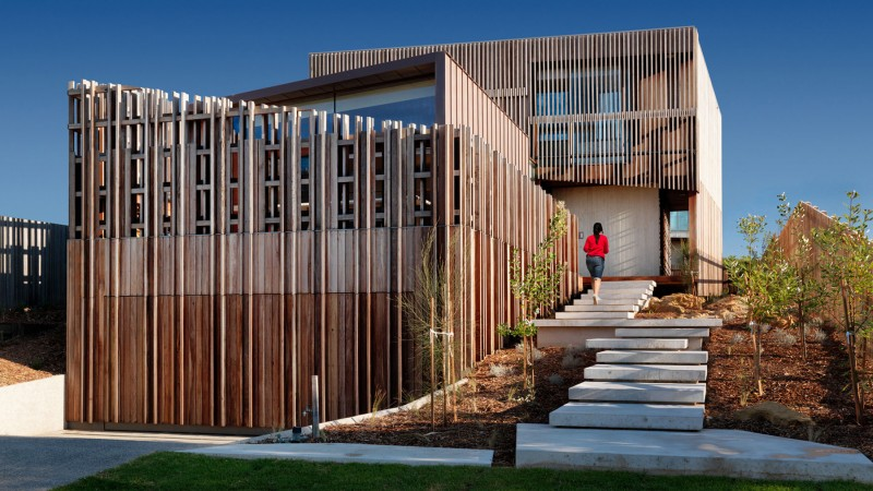 Queenscliff Residence by John Wardle Architects 11