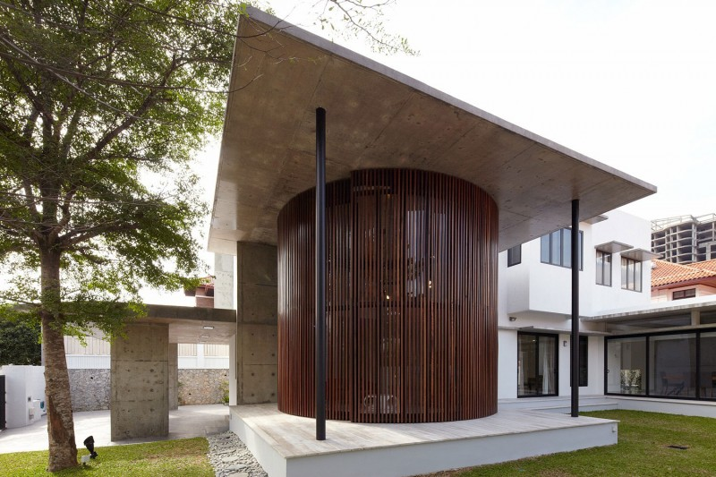 Voila House by Fabian Tan Architect 03